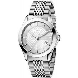 Buy Gucci Unisex Watch G-Timeless Medium YA126401 Quartz