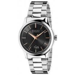 Buy Gucci Unisex Watch G-Timeless Medium YA126432 Automatic