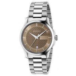 Buy Gucci Unisex Watch G-Timeless Medium YA126445 Quartz