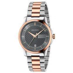 Buy Gucci Unisex Watch G-Timeless Medium YA126446 Quartz