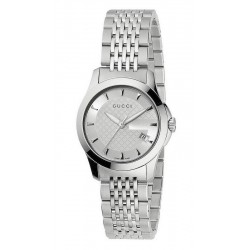 Buy Gucci Ladies Watch G-Timeless Small YA126501 Quartz