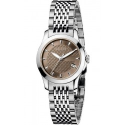 Buy Gucci Ladies Watch G-Timeless Small YA126503 Quartz