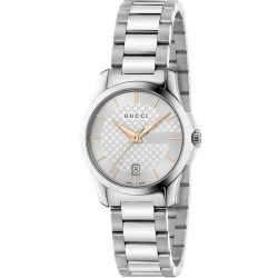 Buy Gucci Ladies Watch G-Timeless Small YA126523 Quartz