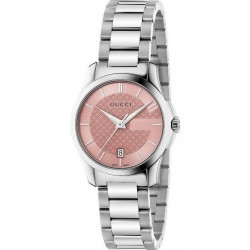 Buy Gucci Ladies Watch G-Timeless Small YA126524 Quartz