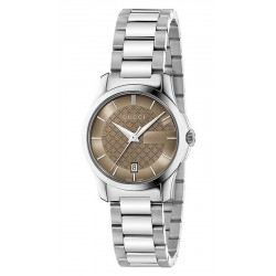 Buy Gucci Ladies Watch G-Timeless Small YA126526 Quartz
