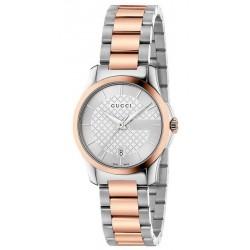 Gucci Ladies Watch G-Timeless Small YA126528 Quartz
