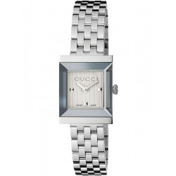 Buy Gucci Ladies Watch G-Frame Square Medium YA128402 Quartz