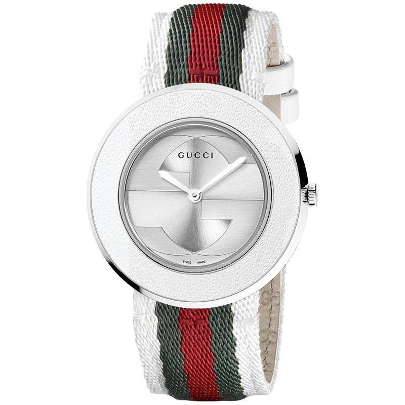 74a7698d146 Gucci Ladies Watch U-Play Medium YA129411 Quartz - Crivelli Shopping