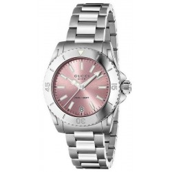 Buy Gucci Ladies Watch Dive Medium YA136401 Quartz