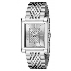 Buy Gucci Ladies Watch G-Timeless Rectangular Small YA138501 Quartz