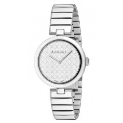 33bf7126450 Gucci Ladies Watch Diamantissima Medium YA141402 Quartz