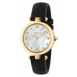 Gucci Ladies Watch Diamantissima Medium YA141404 Mother of Pearl