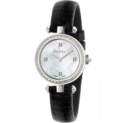 Buy Gucci Ladies Watch Diamantissima Small YA141507 Diamonds Mother of Pearl