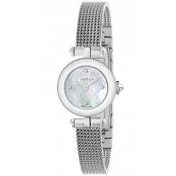 Buy Gucci Ladies Watch Diamantissima Small YA141512 Diamonds Mother of Pearl