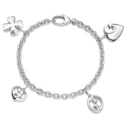 Gucci Ladies Bracelet Lucky Charms 1973 YBA287202001017