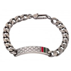 Buy Gucci Men's Bracelet Diamantissima YBA295676001016