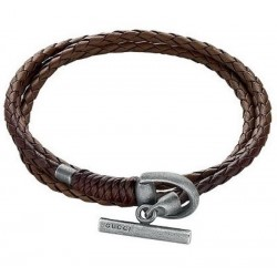 Buy Gucci Men's Bracelet Horsebit YBA338798002018