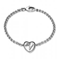 Gucci Ladies Bracelet Flora YBA341953001017 Heart