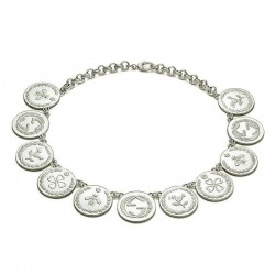 Gucci Ladies Bracelet Coin YBA433480001018