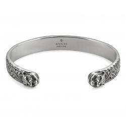 Buy Gucci Men's Bracelet Gatto YBA433575001019