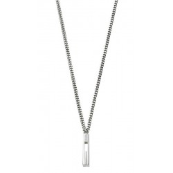 Buy Gucci Men's Necklace Silver YBB22505500100U