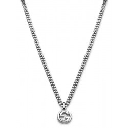 Buy Gucci Men's Necklace Silver YBB35628600100U