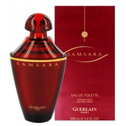 Guerlain Samsara Perfume for Women Eau de Toilette EDT Vapo 100 ml