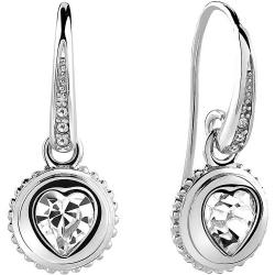 Guess Ladies Earrings UBE21522 Heart