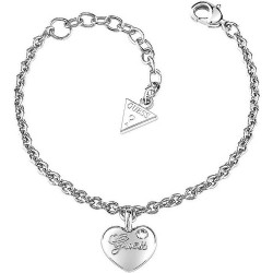 Buy Guess Ladies Bracelet Iconic UBB21527-S Heart
