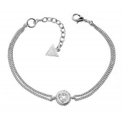 Buy Guess Ladies Bracelet Iconic UBB21530-S Heart