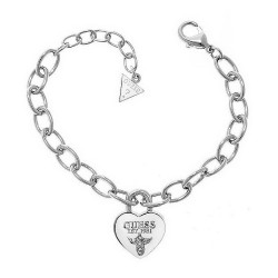 Guess Ladies Bracelet Iconic UBB21567-S Heart