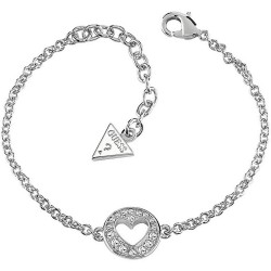Buy Guess Ladies Bracelet G Girl UBB51495 Heart