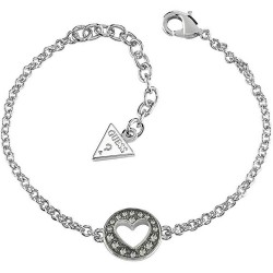 Buy Guess Ladies Bracelet G Girl UBB51498 Heart