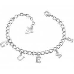 Buy Guess Ladies Bracelet Iconic Charme UBB61080-S