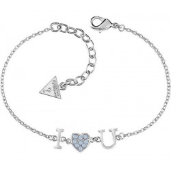 Guess Ladies Bracelet Kiss & Love UBB61095-S