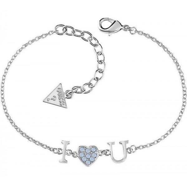 Buy Guess Ladies Bracelet Kiss & Love UBB61095-S