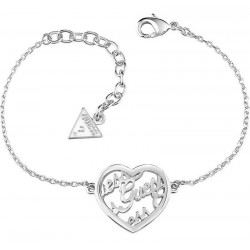 Guess Ladies Bracelet Guess Mania UBB61098-S Heart