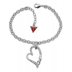 Buy Guess Ladies Bracelet Eternally Yours UBB71299 Heart