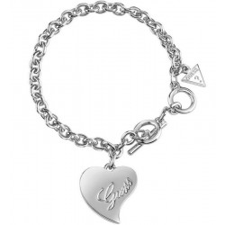 Buy Guess Ladies Bracelet Love UBB71530 Heart