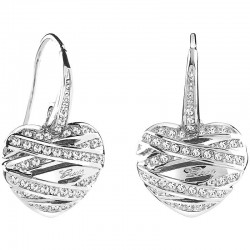 Guess Ladies Earrings Fashion UBE21581 Heart