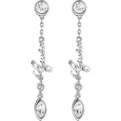 Buy Guess Ladies Earrings Shiny Guess UBE61016