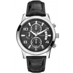 Guess Men's Watch Exec W0076G1 Chronograph