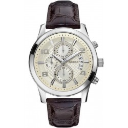 Guess Men's Watch Exec W0076G2 Chronograph
