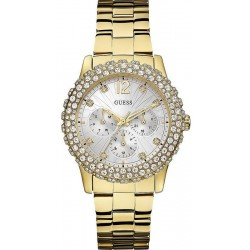 Buy Guess Ladies Watch Dazzler W0335L2 Multifunction