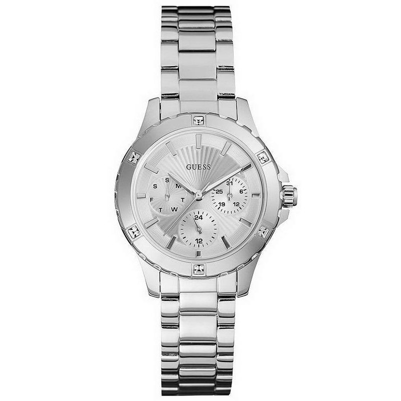 Guess Ladies Watch Mist W0443l1 Multifunction Crivelli Shopping