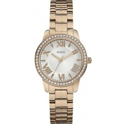 Buy Guess Ladies Watch Mini Allure W0444L3