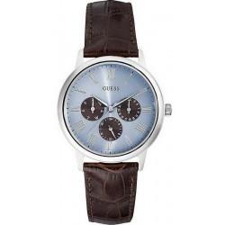 Guess Men's Watch Wafer W0496G2 Multifunction
