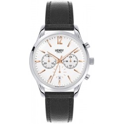 Buy Henry London Unisex Watch Highgate HL39-CS-0009 Quartz Chronograph