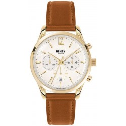 Buy Henry London Unisex Watch Westminster HL39-CS-0014 Quartz Chronograph