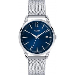Buy Henry London Unisex Watch Knightsbridge HL39-M-0029 Quartz
